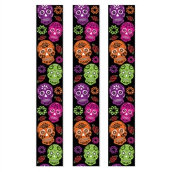 Day of the Dead 6 Ft Party Panels