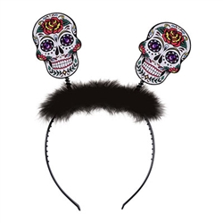 Day Of The Dead Sugar Skull Boppers