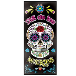 Day Of The Dead Cello Bags - 25 per package