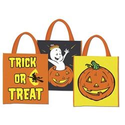 assorted Halloween treat bags