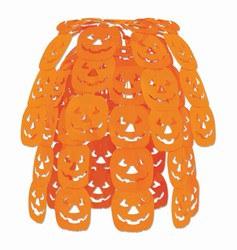 jack-o-lantern cascade