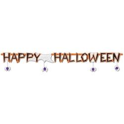 happy halloween streamer