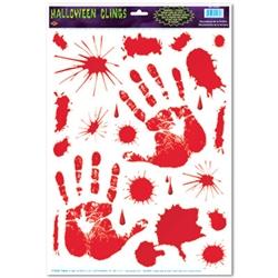 halloween blood clings