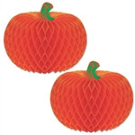 Art-Tissue Pumpkins, 7 in (2/pkg)
