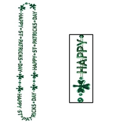 Happy St Patricks Day Beads Of Expression