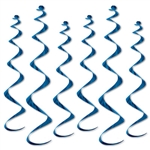 Twirly Whirly - Blue (6/pkg)