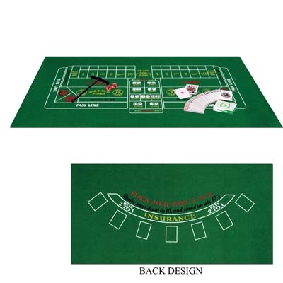 Casino Night Party Supplies & Casino Backdrop Decorations - PartyCheap
