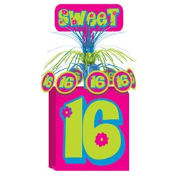 Sweet 16 Party Ideas, Supplies and Decorations