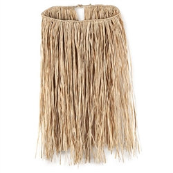 Value Raffia Hula Skirt