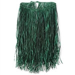 Child Value Raffia Green Hula Skirt