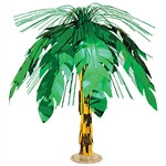 Palm Tree Cascade Centerpiece