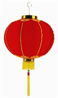 chinese lantern w/ tassle
