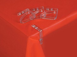 Sure-Hold Tablecover Clips (4/Pkg)