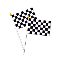 Rayon Racing Flag (4 in x 6 in)