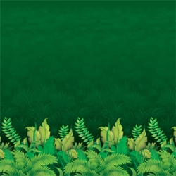 Welcome to the jungle - buy this Jungle Foliage Backdrop!