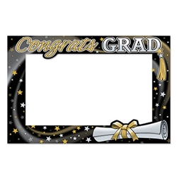 Graduation Photo Fun Frame