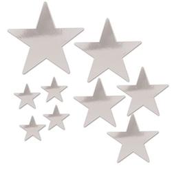 pkgd foil star cutouts