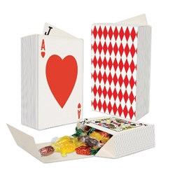 Deck Of Cards Favor Boxes