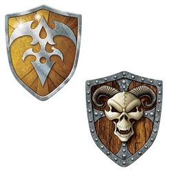 shield cutouts