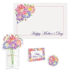 mother's day place setting kit