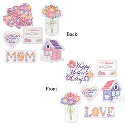 Mothers Day Cutouts