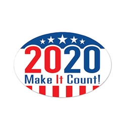 2020 Make It Count! Peel 'N Place