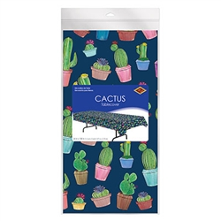Cactus tablecover