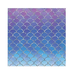 Mermaid Scales Luncheon Napkins