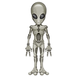 Jointed Alien