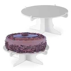 Cake Stands - White