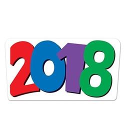 2018 Cutout Sign