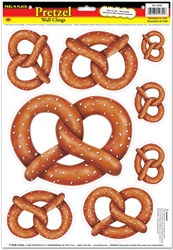 Pretzel Decals (8/sheet)