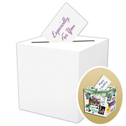 All-Purpose Card Box, 9 inch