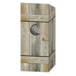 Outhouse Centerpiece
