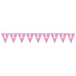 1st birthday pennant banner