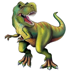 Jointed Tyrannosaurus -  Take your party back to the Jurassic!