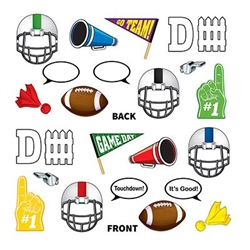 Football Photo Fun Signs