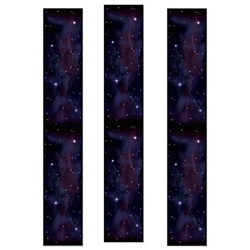 Set the scene with the Starry Night Party Panels