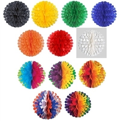 tissue flutter ball
