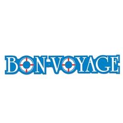 Bon Voyage Streamer