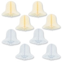 Westminster Bells - Select Color, 5 inch (4/pkg)