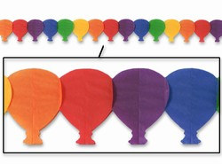 balloon garland