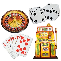 Casino Vegas Cutouts
