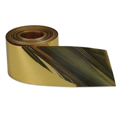 Gold Flame Retardant Gleam 'N Streamer