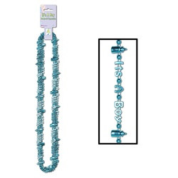 It's A Boy Beads Of Expression (4/pkg)