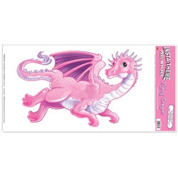 Flying Dragon Peel N Place (1/sheet)