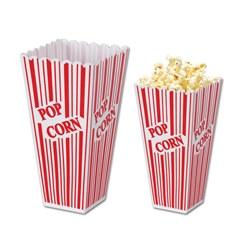 plastic popcorn box