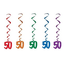 multicolor 50th whirls