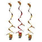 Dragon Whirls (3/pkg)