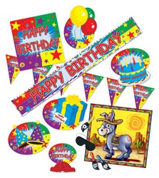 Happy Birthday Decoration Kit